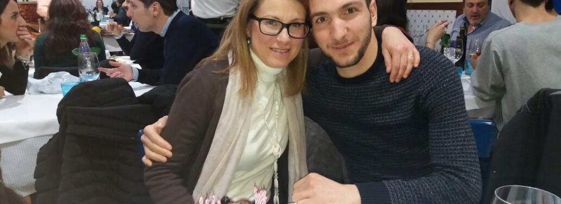 """""""A Bologna mi hanno accolto e salvato"""". Un lieto fine per Anas, rifugiato siriano."""