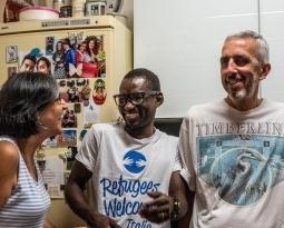 Dalla Mauritania all'Italia: la storia di Ibrahima