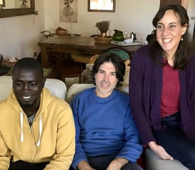 Alle porte di Roma, Yusuf ha trovato una nuova casa, grazie a Ludovica e Alessandro