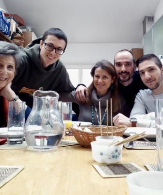 Dalla Siria a Bologna
