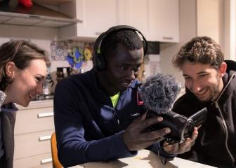 Da Abdullahi a Mamadou: il secondo capitolo del progetto Through my eyes