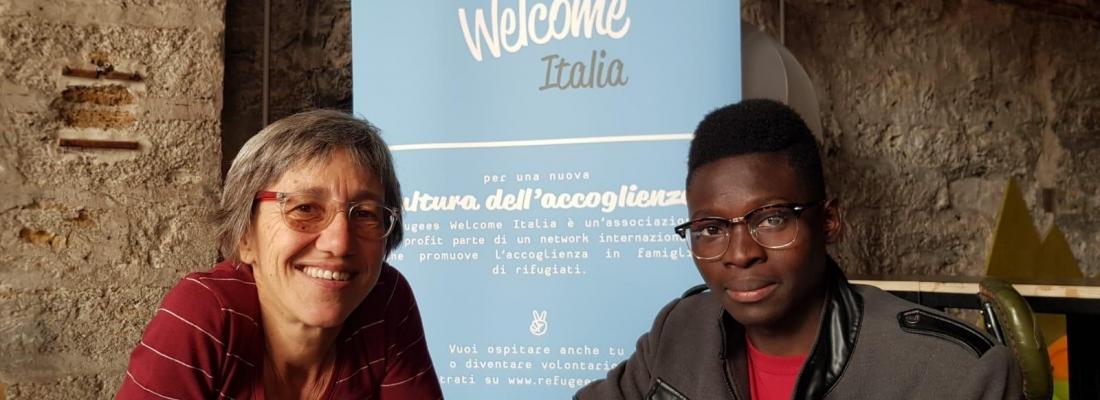 A Palermo prima convivenza del nostro progetto Fami.