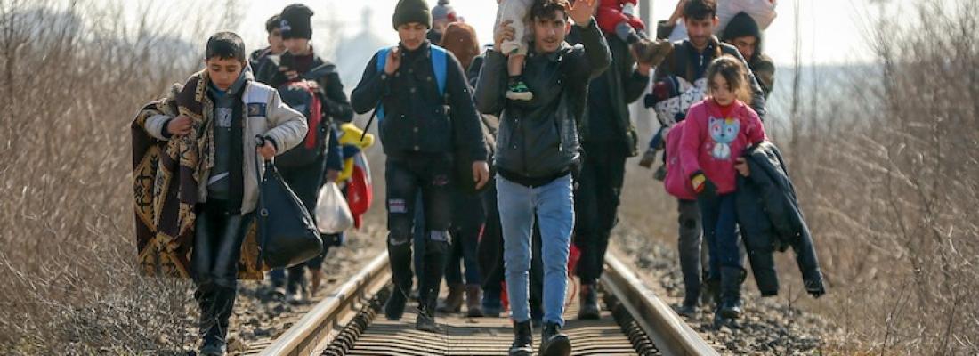 Il Parlamento Europeo intervenga per fermare la violazione dei diritti umani alla frontiera tra UE e Turchia
