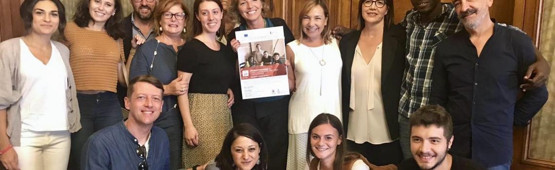 """""""L'accoglienza in famiglia come percorso di integrazione"""": presentato a Bari il nostro progetto"""