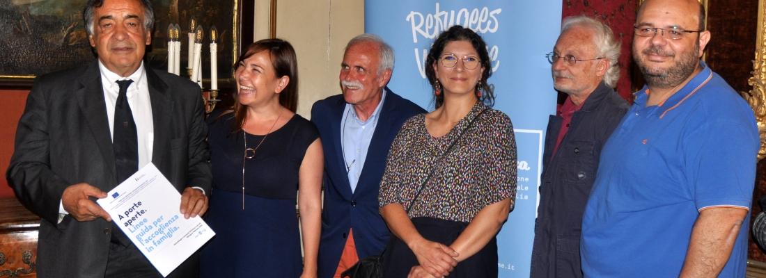 """Al via a Palermo """"l'albo"""" delle famiglie accoglienti"""