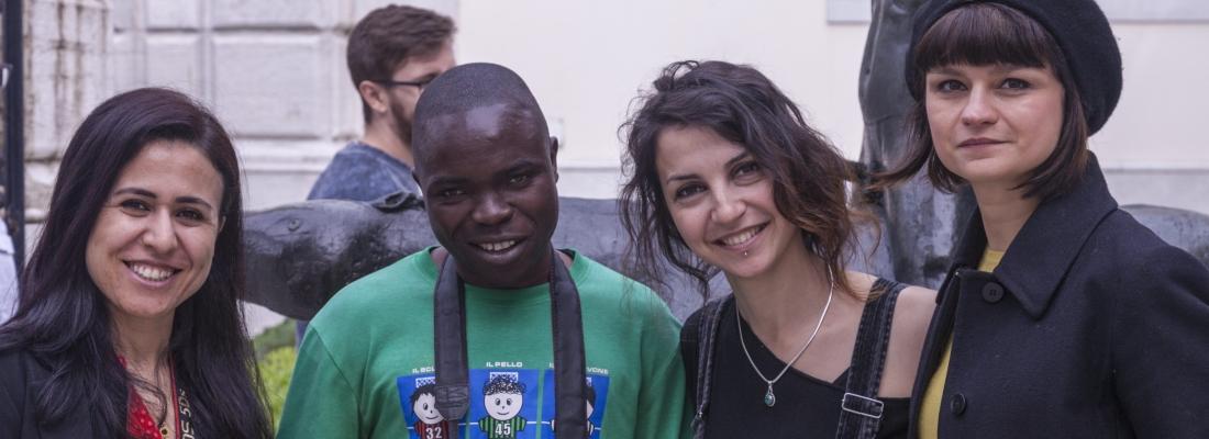 Biennale: artisti rifugiati ospiti di famiglie veneziane grazie alla partnership fra RWI e UNHCR Italia