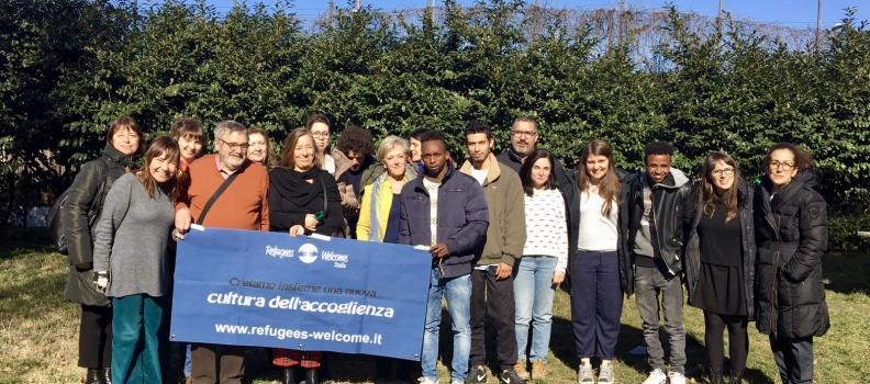 Con il progetto Le Chiavi di Casa, Refugees Welcome arriva a Mantova, Verona, Vicenza, Treviso.