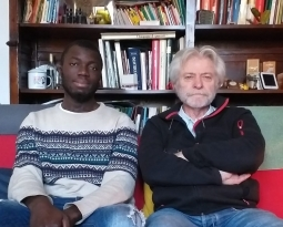 Pier Carlo e Aly: la nostra seconda convivenza a Ravenna.